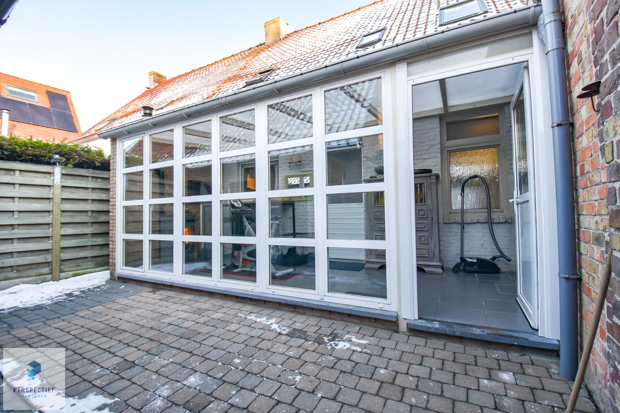 RUSTIG gelegen woning met 3 slpks, diepe tuin & bijhuis - 7