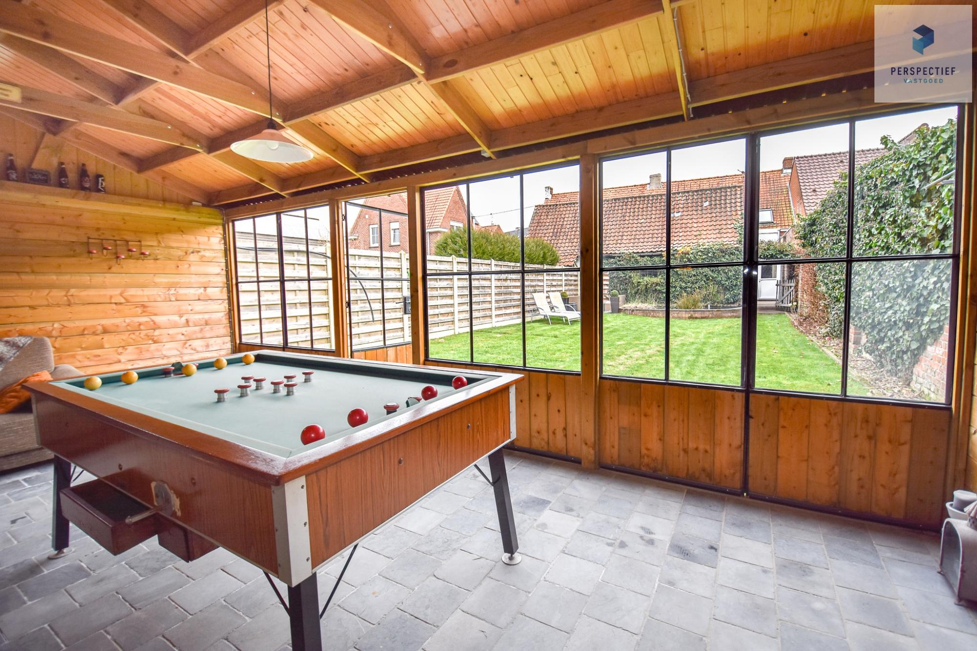 RUSTIG gelegen woning met 3 slpks, diepe tuin & bijhuis - 4