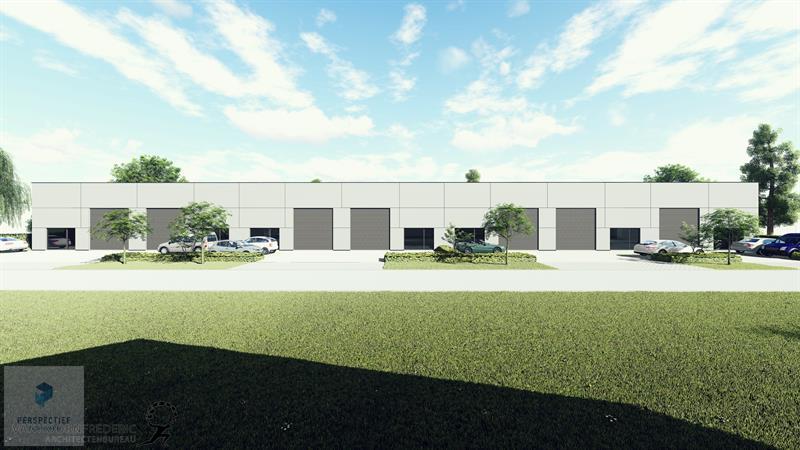 Nieuwbouw bedrijfspanden industriepark Beernem - 13