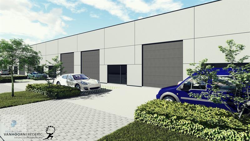 Nieuwbouw bedrijfspanden industriepark Beernem - 16