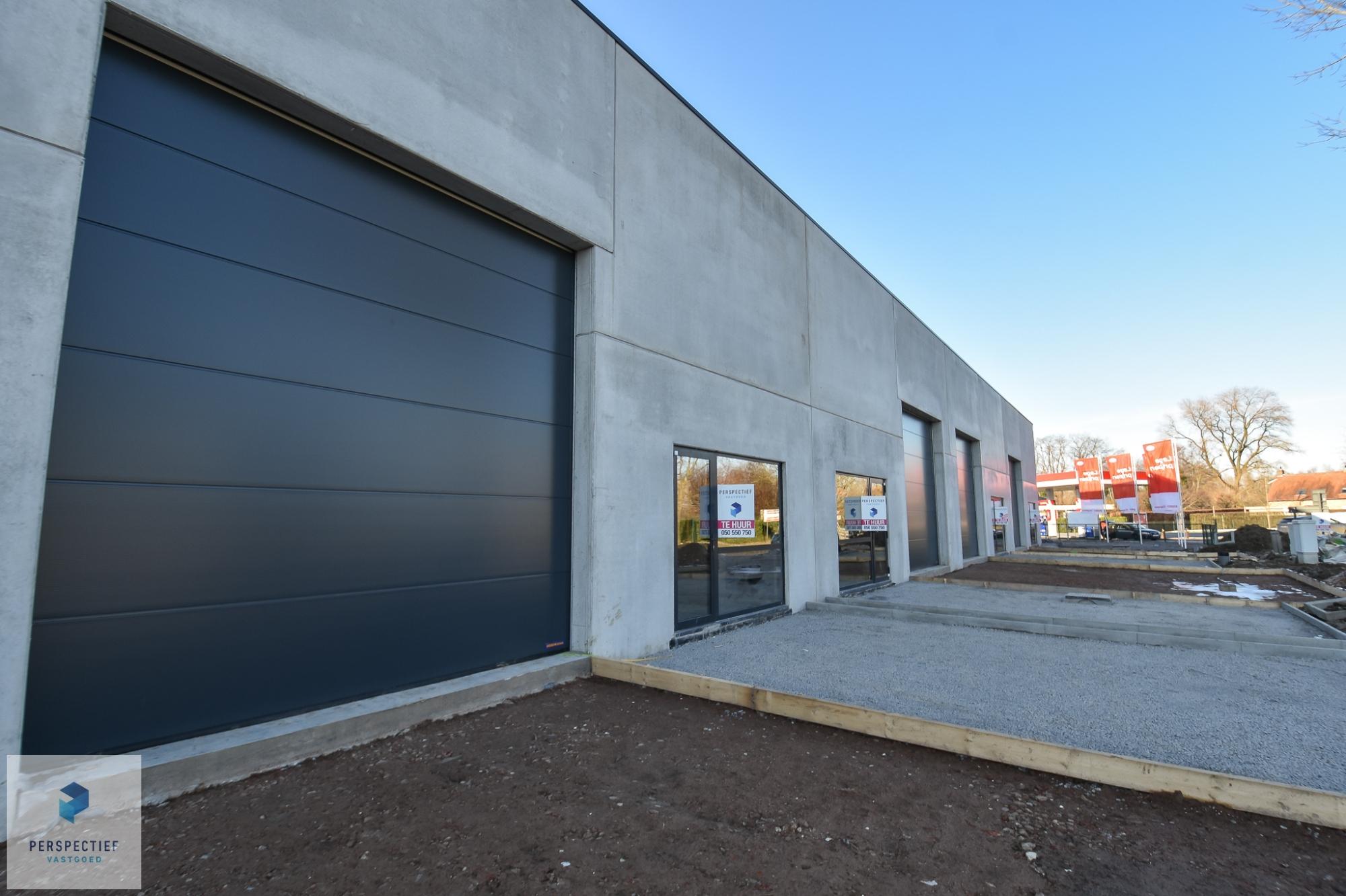 Nieuwbouw bedrijfspanden industriepark Beernem - 3
