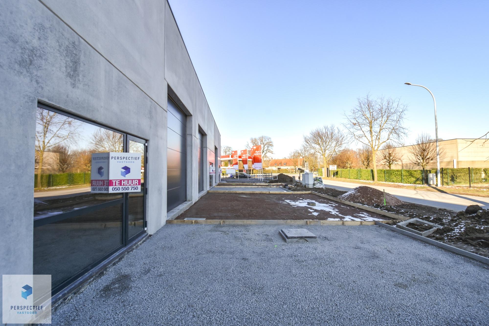 Nieuwbouw bedrijfspanden industriepark Beernem - 4