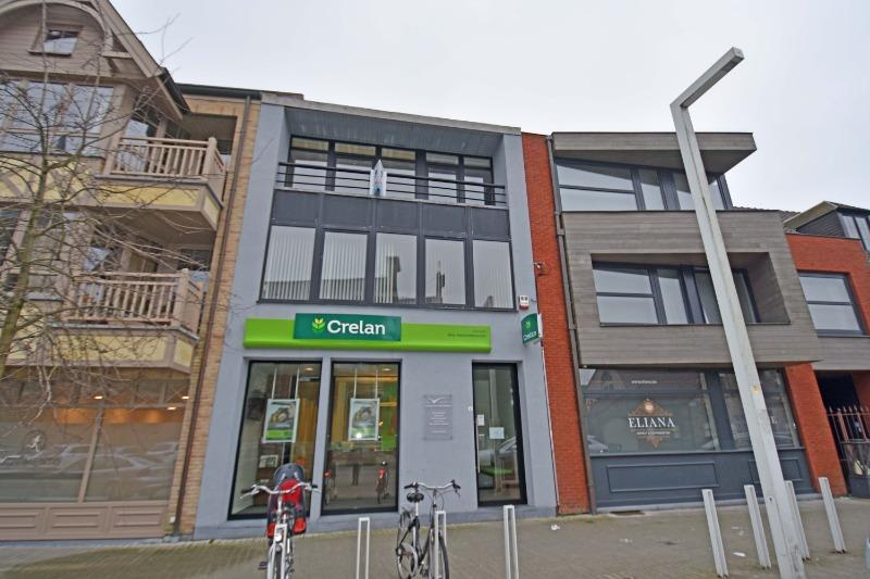 | IN OPTIE | Vernieuwd duplex 3 slpk appartement in hartje Oedelem