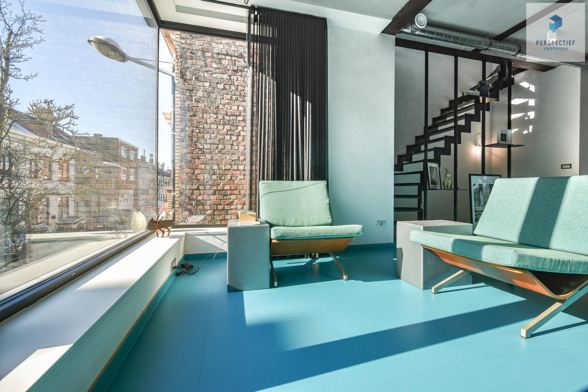 Ruime moderne architectenwoning en kantoor (bj 2018) met 3 verdiepingen, spectaculair dakterras en tuin - 2
