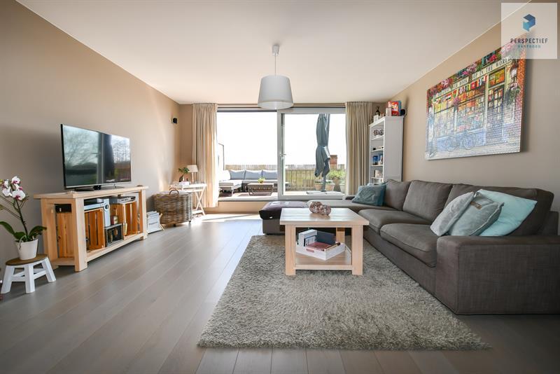 PRACHTIG appartement met ZUIDGERICHT TERRAS en ADEMBENEMEND OPEN ZICHT op WEILANDEN