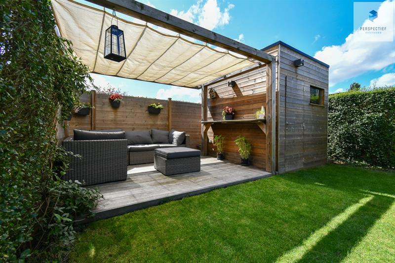 | IN OPTIE | Rustig en centraal gelegen energiezuinige woning met 3 slpks, tuin & garage