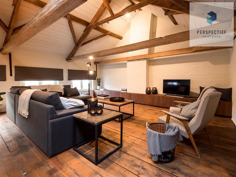 Lichtrijk gemeubeld duplex-appartement in centrum Brugge - 4