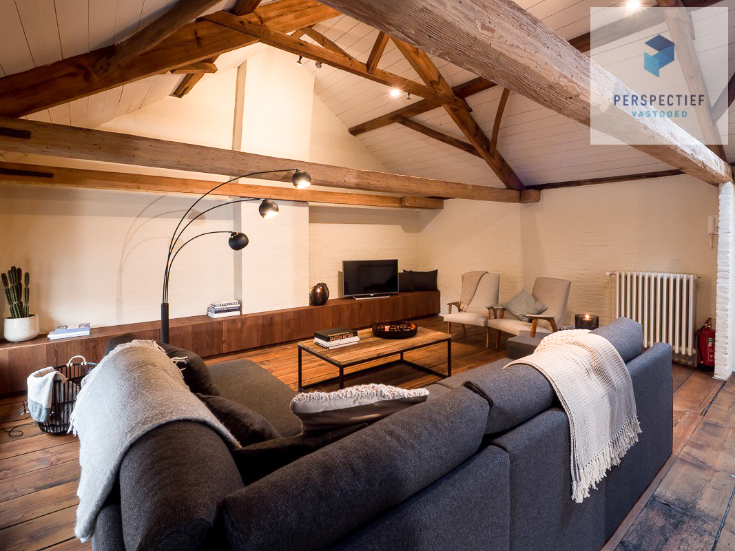 Lichtrijk gemeubeld duplex-appartement in centrum Brugge - 5