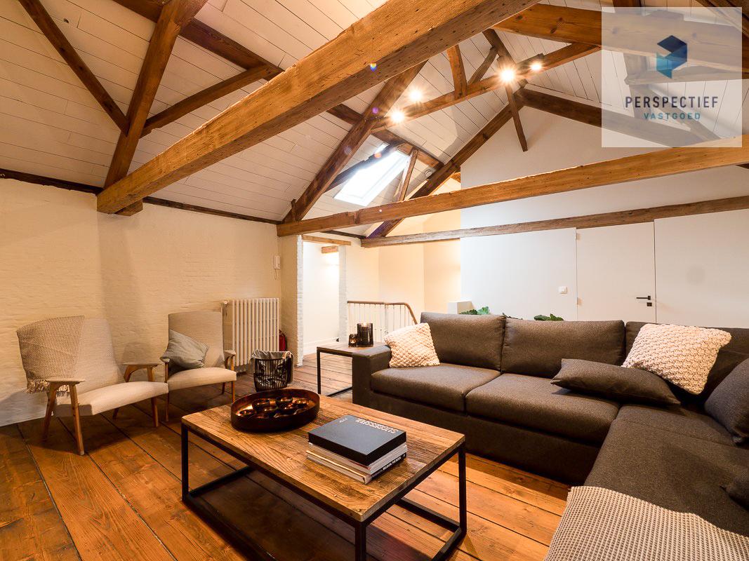 Lichtrijk gemeubeld duplex-appartement in centrum Brugge - 6