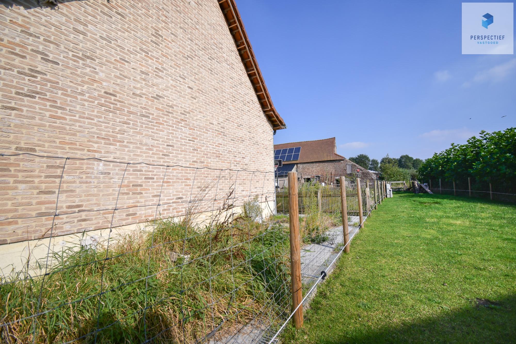 CHARMANTE HOEVE met 18de eeuwse SCHUUR, bijhuis/poolhouse en ZWEMBAD op ca 4550m² - 30